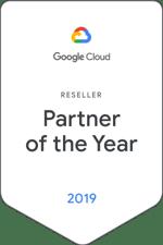 SADA Systems - Google Cloud Global Partner of the Year 2018
